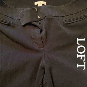 Loft petites dress/casual pants